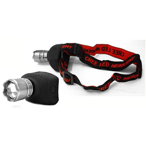 Lanterna de Cabeça Albatroz Ala 09