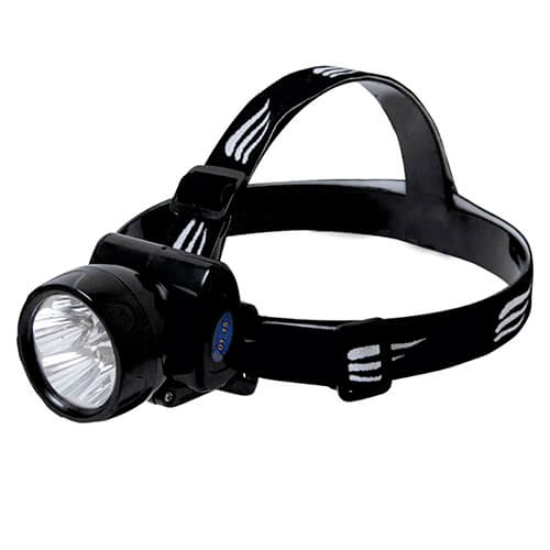 Lanterna de Cabeça Nautika Fênix