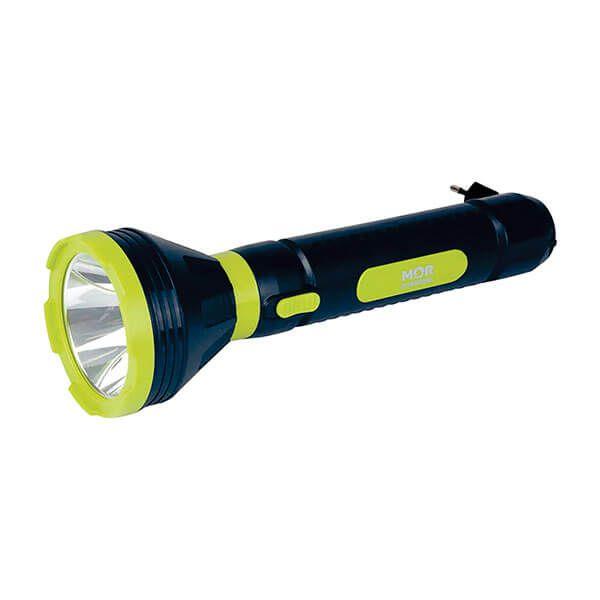Lanterna Power Led 250 Lúmens Recarregável
