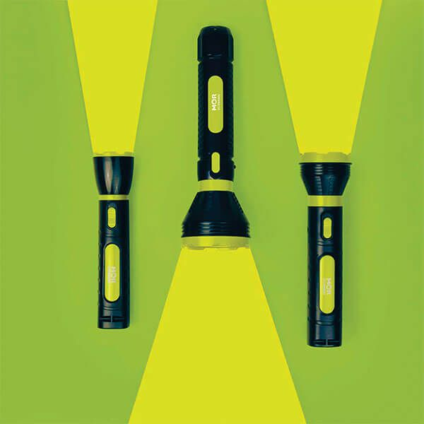 Lanterna Power Led 65 Lumens Recarregável