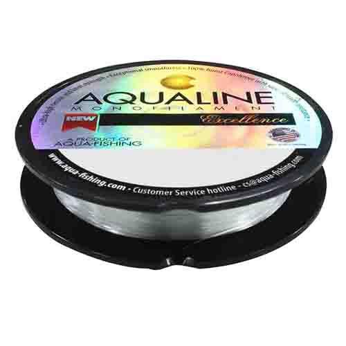 Linha Monofilamento Aqualine 0,55mm 47lbs 100m
