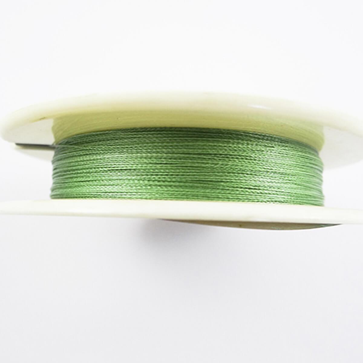 Linha Multifilamento Lizard 100% Braid Line 0,16mm 100m