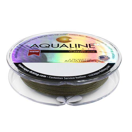 Linha Multifilamento Aqualine 0,18mm 26lbs 300m
