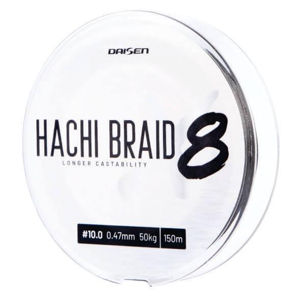 Linha Multifilamento Daisen Hachi 8x 0,41mm 33,5kg 150m