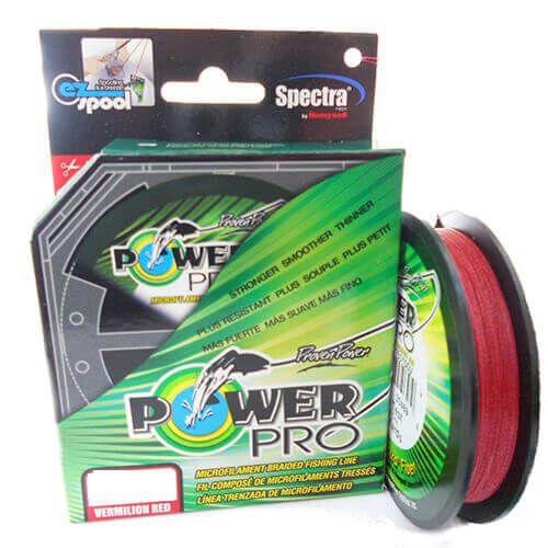 Linha Multifilamento Power Pro 5lb 92m 3kg