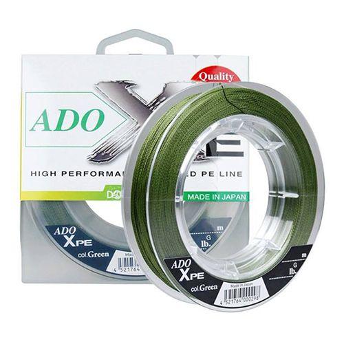 Linha Multifilamento YGK ADO-X PE 16lb 0,20mm 300m