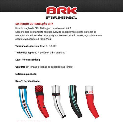 Manguito BRK Ref. 22 com Proteção Solar fator 50+