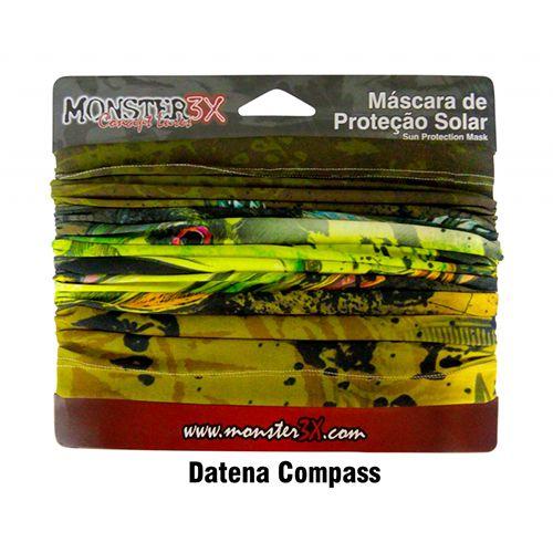 Máscara de Proteção By Datena Monster 3x