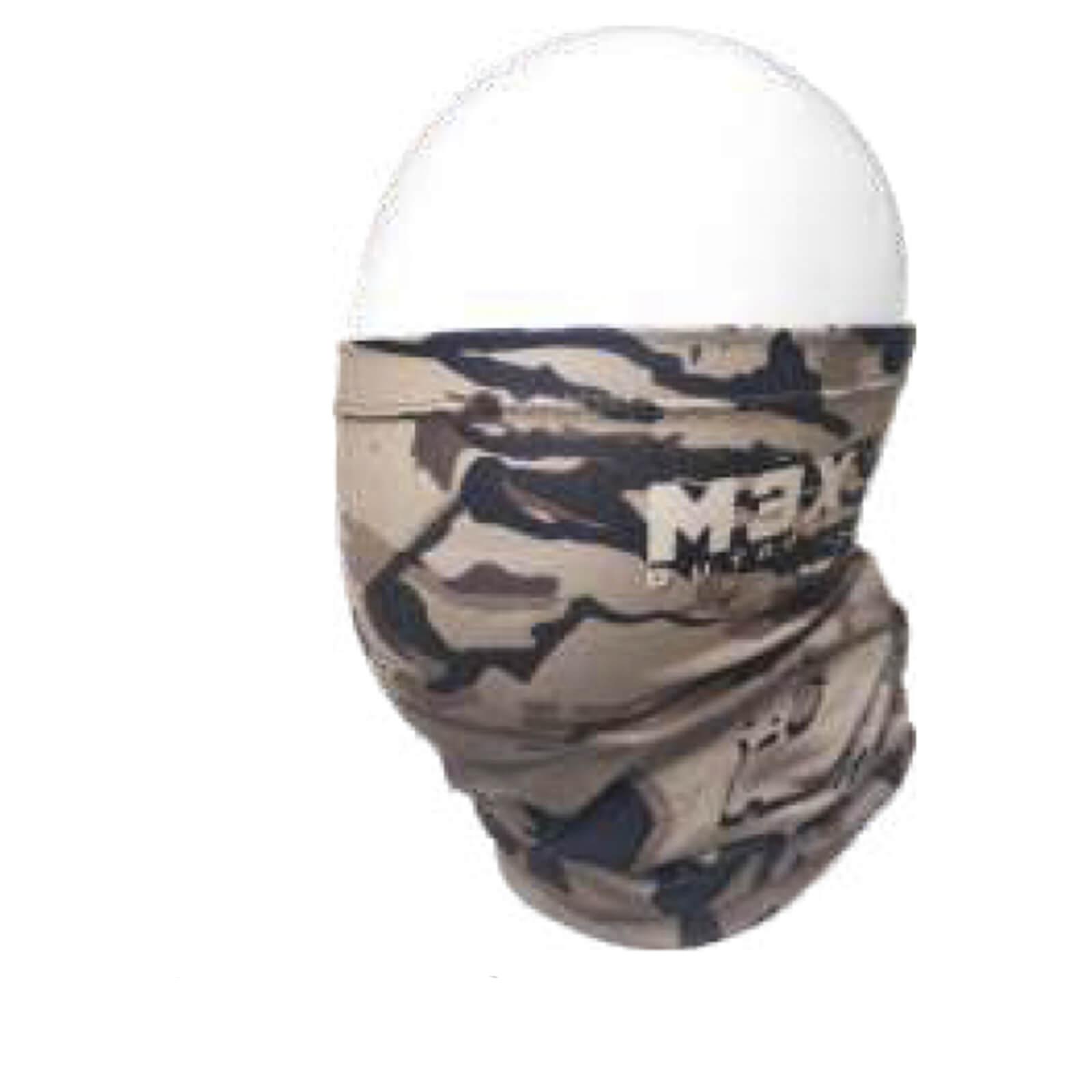 Máscara de Proteção Solar ( Bandana ) Monster 3X Brown 01