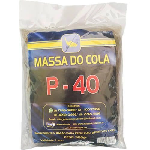 Massa do Cola Pegadeira P-40 500gr