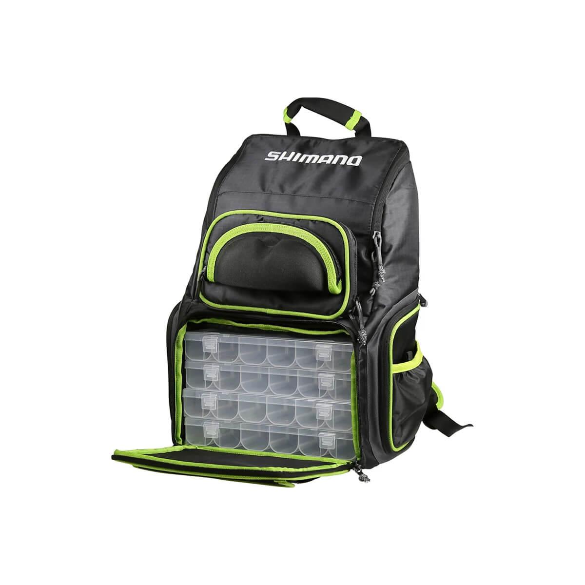 Mochila Shimano Back Pack XL C/4 Estojos