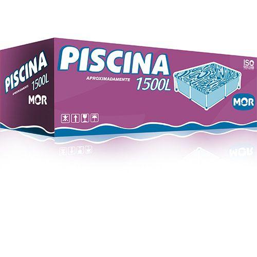 Piscina Mor 1500 litros