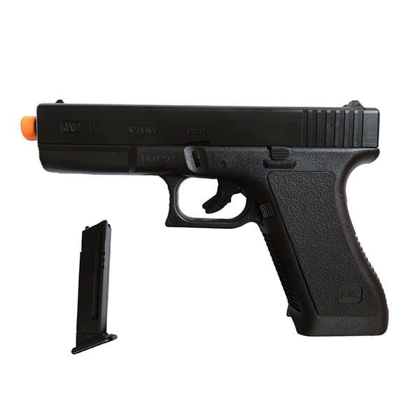 Pistola Airsoft KWC K17 Mola 6mm Rossi