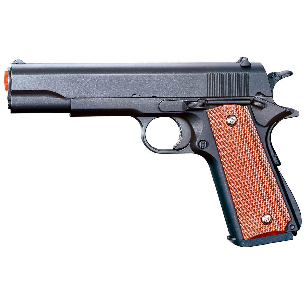 Pistola Airsoft VG 1911-V14 Full Metal 6mm Rossi