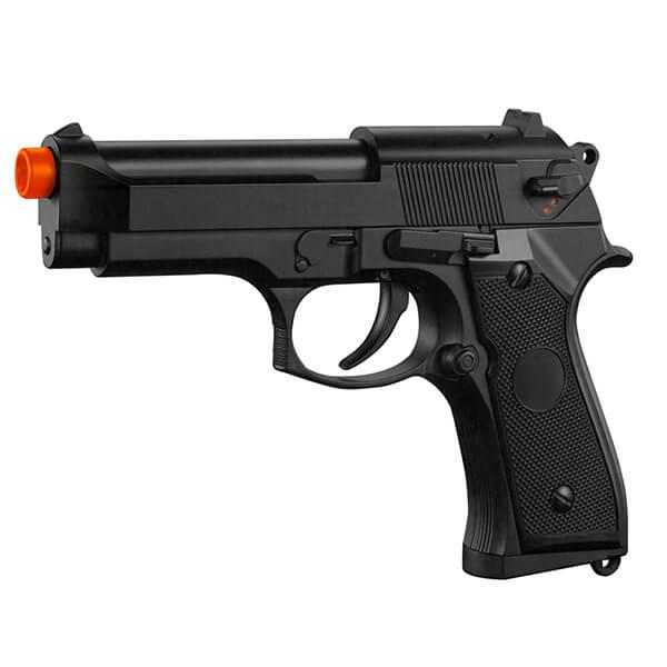 Pistola de Airsoft Beretta M92F Elet. CM126 Cal 6mm Bivolt Cyma
