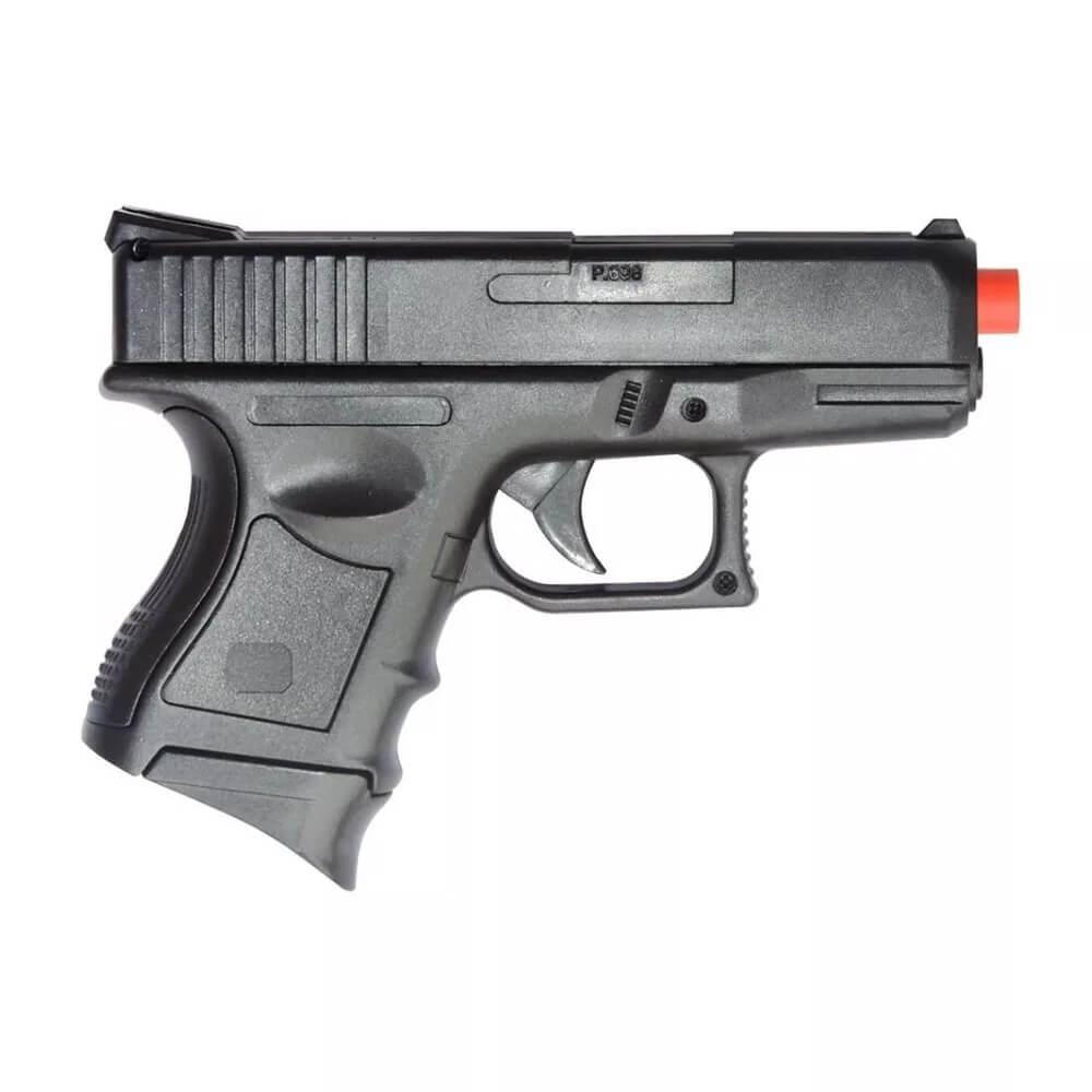 Pistola De Airsoft Cyma P698 Cal.6mm Ação Mola