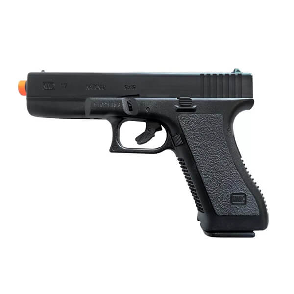 Pistola De Airsoft Kwc G7 Cal. 6mm Mola Action-x