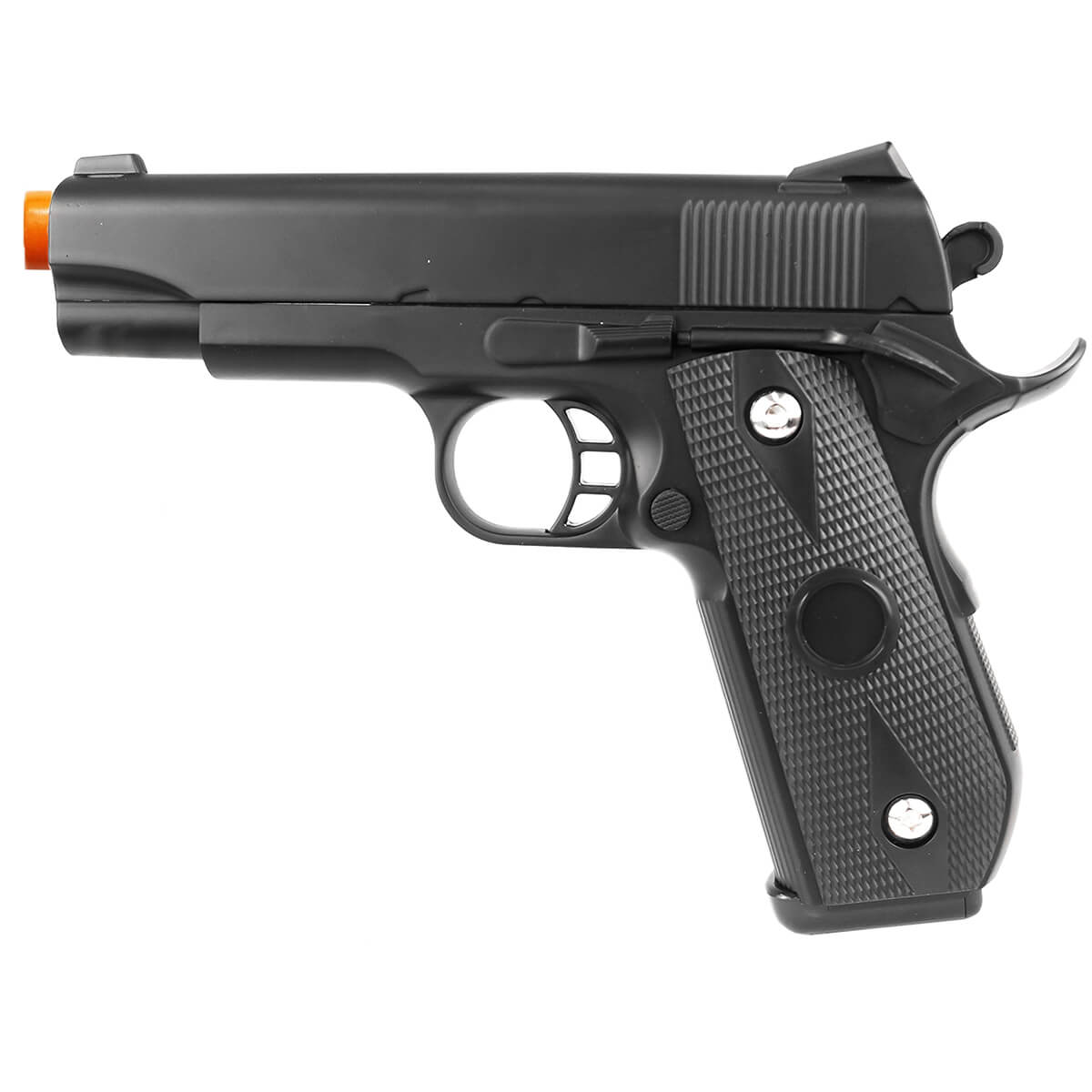 Pistola De Airsoft Vg 1911 V9 Full Metal Spring 6mm