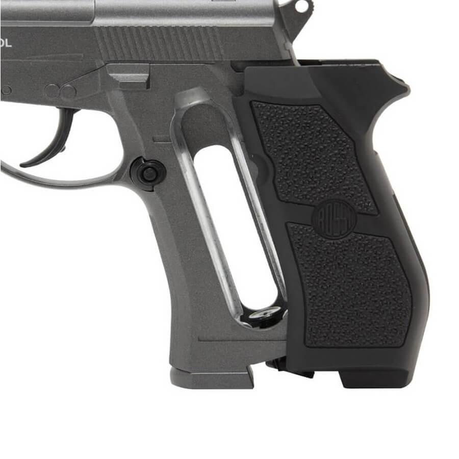 Pistola de Pressão a Gás CO2 W301 Full Metal Slide Fixo 4.5mm – Wingun