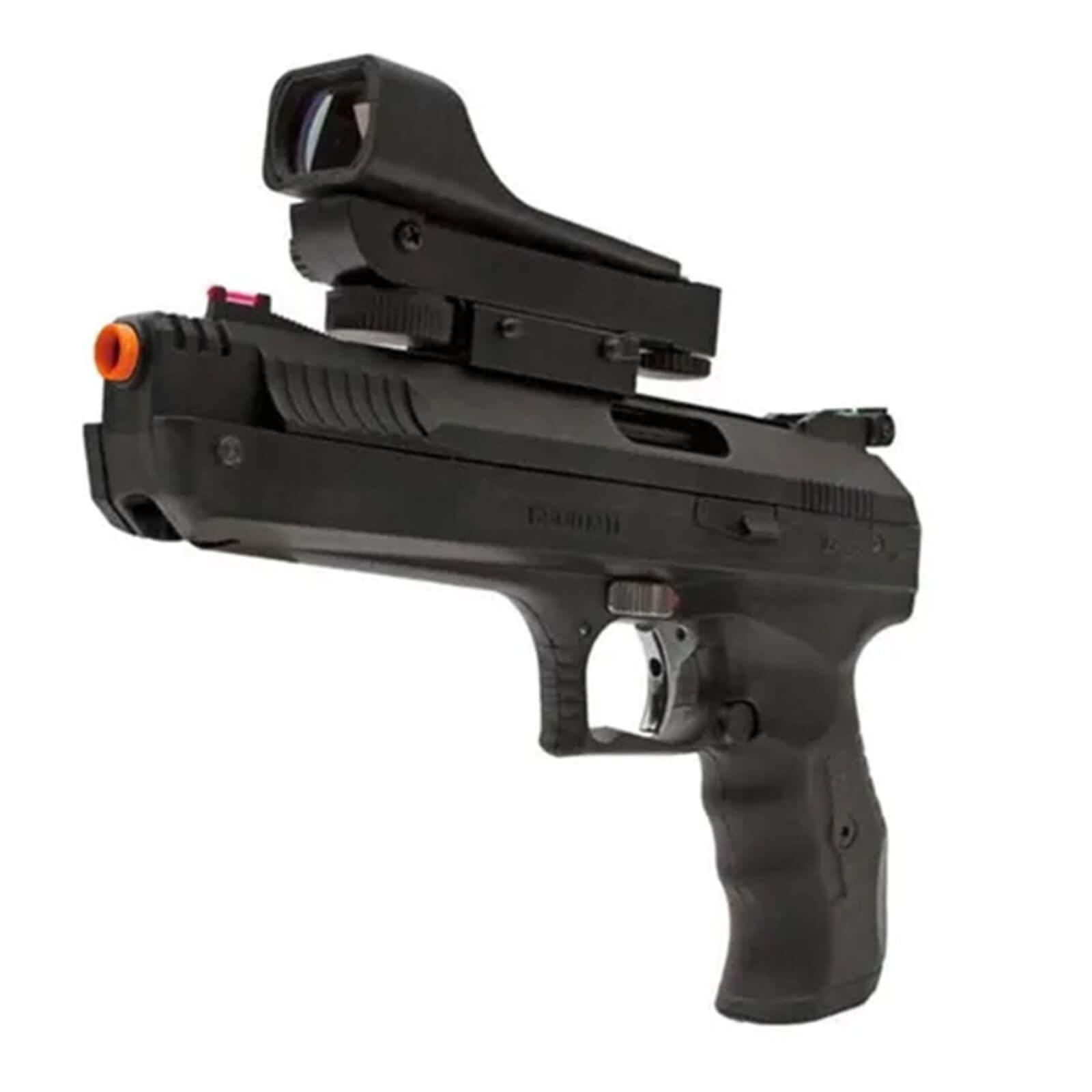 Pistola De Pressão Beeman 2006 Com Red Dot 4,5mm + Bag Rossi Brinde