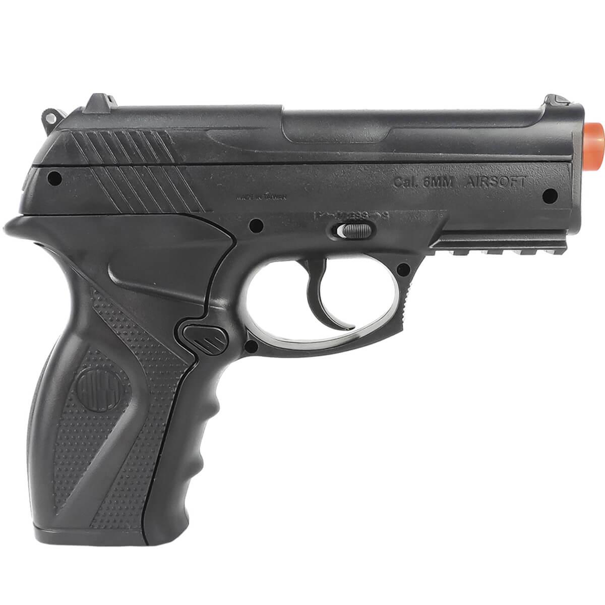 Pistola de Pressão CO2 C11 6mm Esfera de Aço