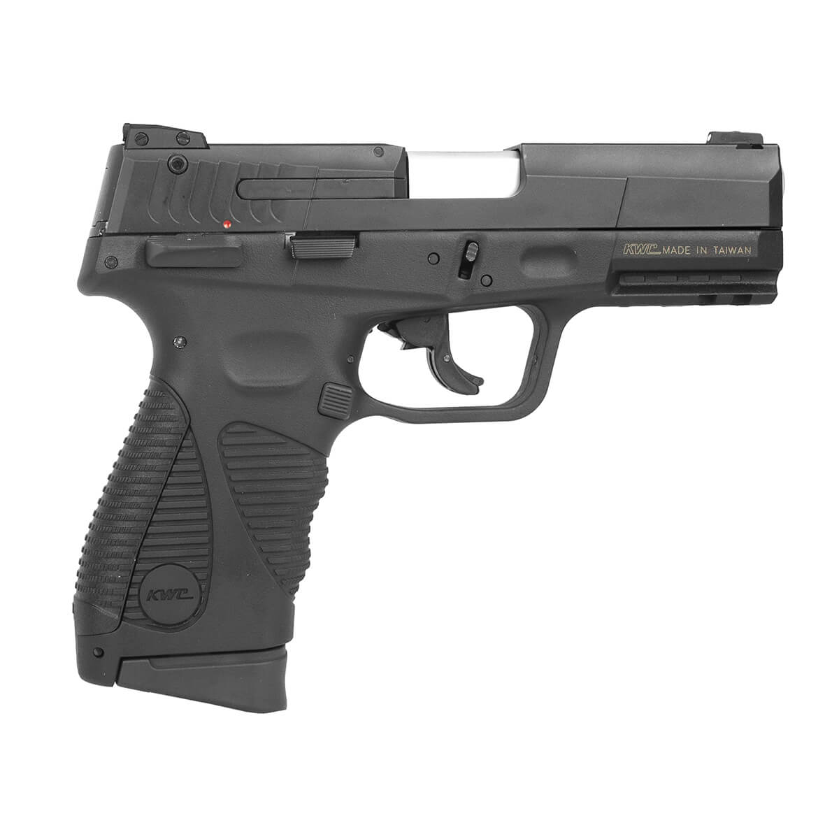 Pistola de Pressão KWC 24/7 G2 Co2 4,5mm Slide Metal Blowback