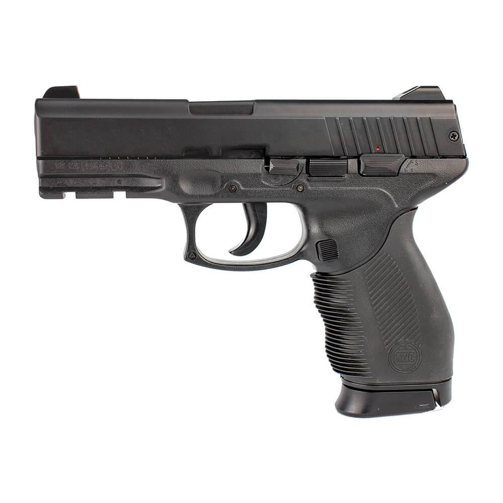 Pistola de Pressão KWC 24/7 Slide Metal Mola 4,5mm