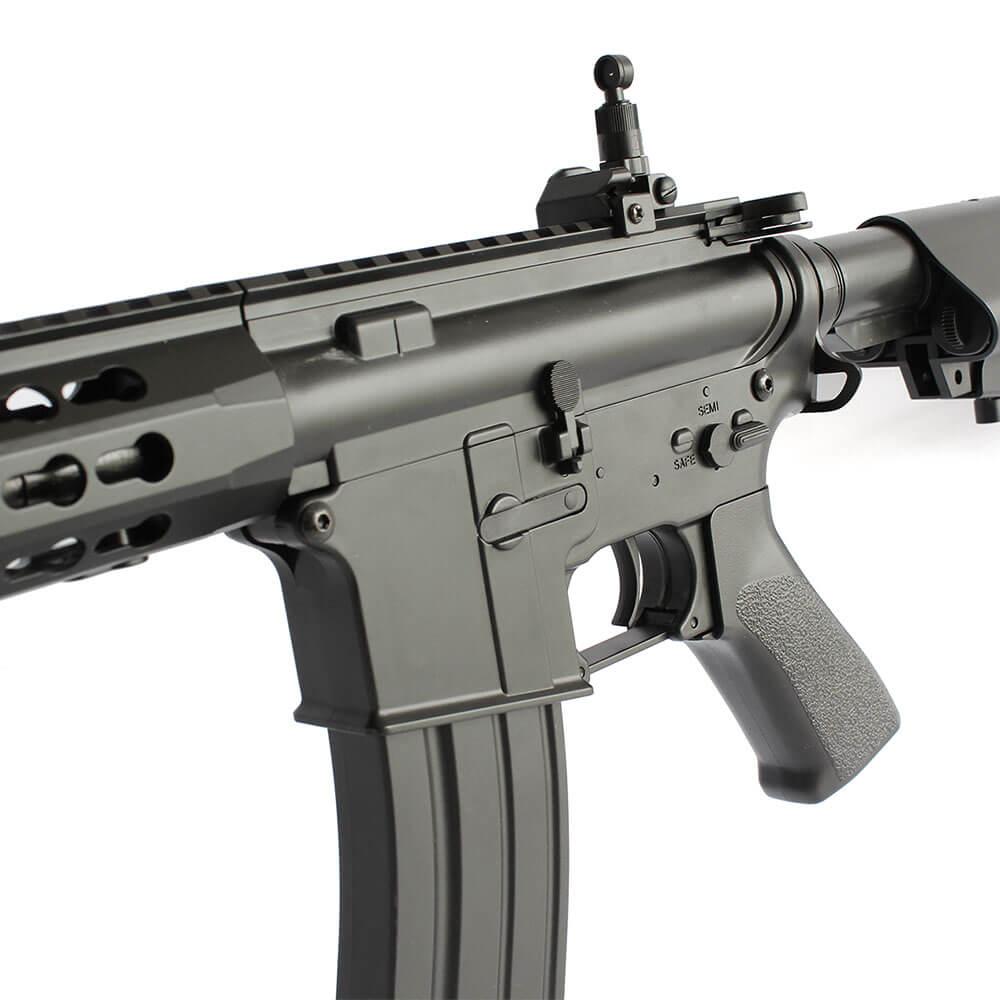 Rifle Airsoft Actionx M4A1 CM515S Cyma Gatilho ET e Mosfet