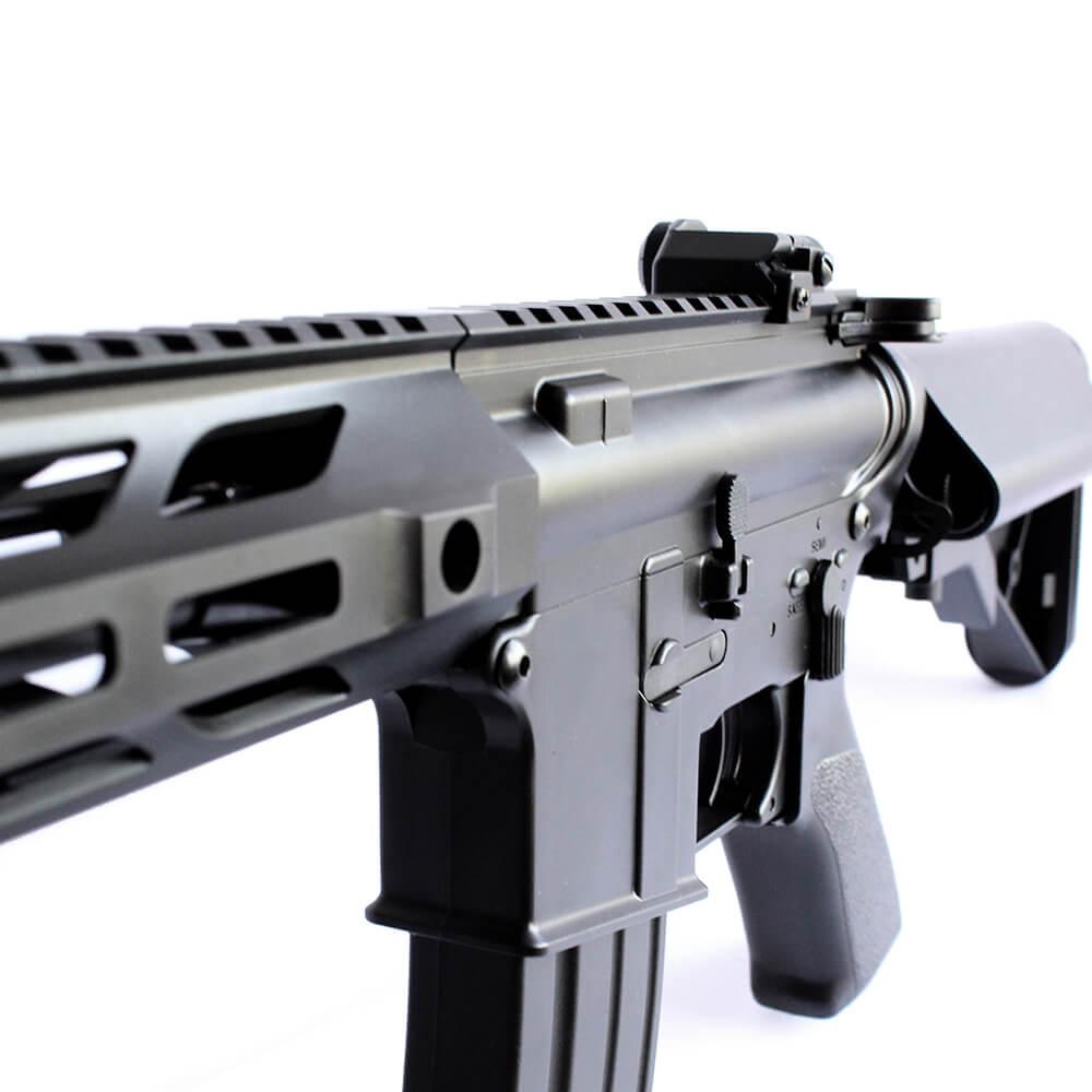 Rifle Airsoft Actionx M4A1 CM518S Cyma Gatilho ET e Mosfet