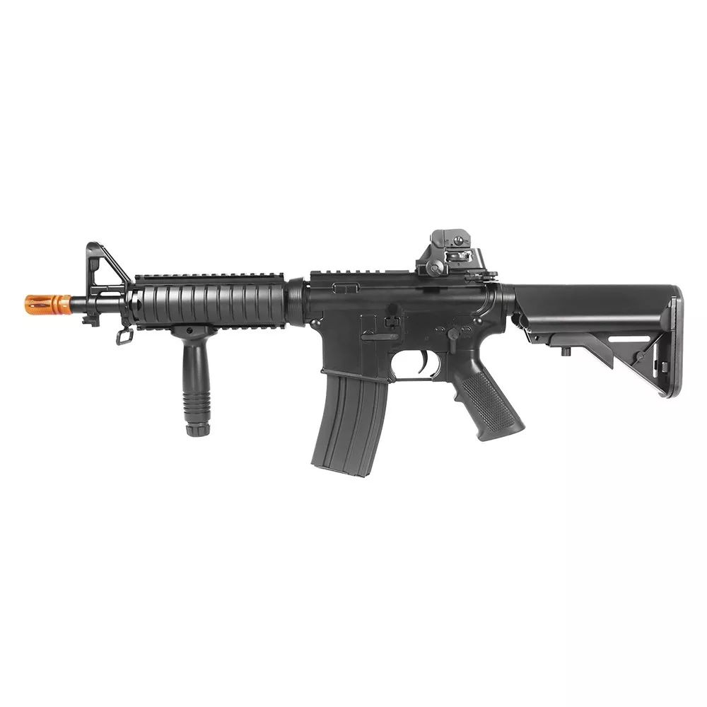 Rifle Airsoft Cyma M4 Cqb Cm176 Elétrico - Heavy Toy