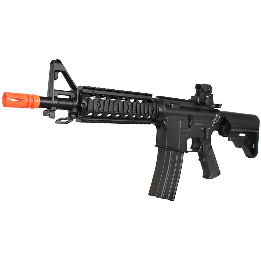 Rifle Airsoft Cyma M4 CQB RIS ET CM506S Gatilho Elétrico