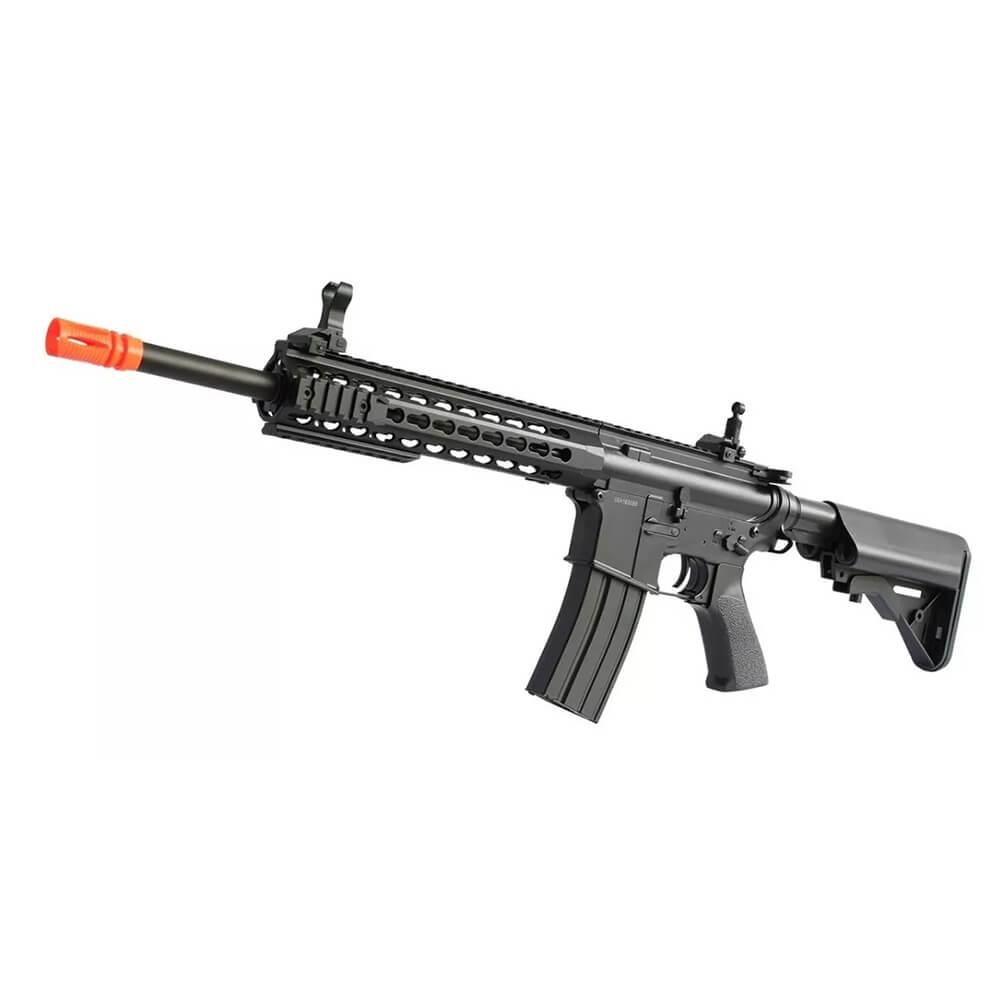 Rifle Airsoft Cyma M4a1 Cqb Ris Cm515 Elétrico 6mm