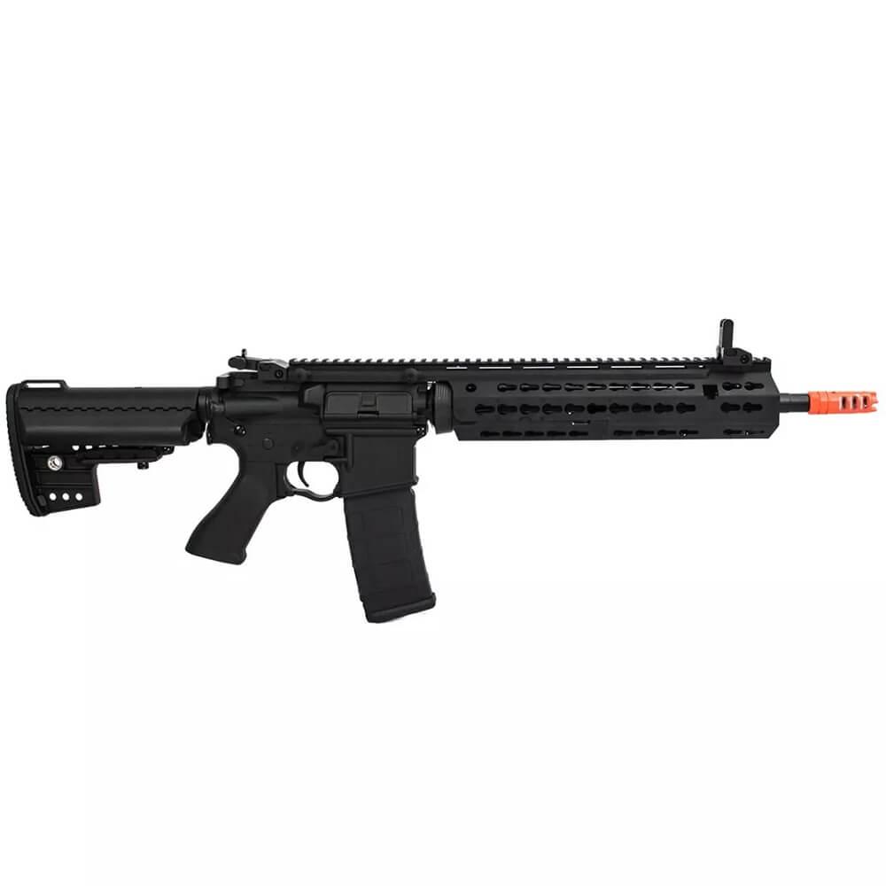 Rifle Airsoft Cyma M4a1 Long Keymod Cm619 Bivolt Cal 6mm