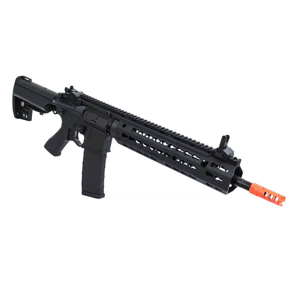 Rifle Airsoft Cyma M4a1 Long Keymod Cm619 Bivolt Cal 6mm