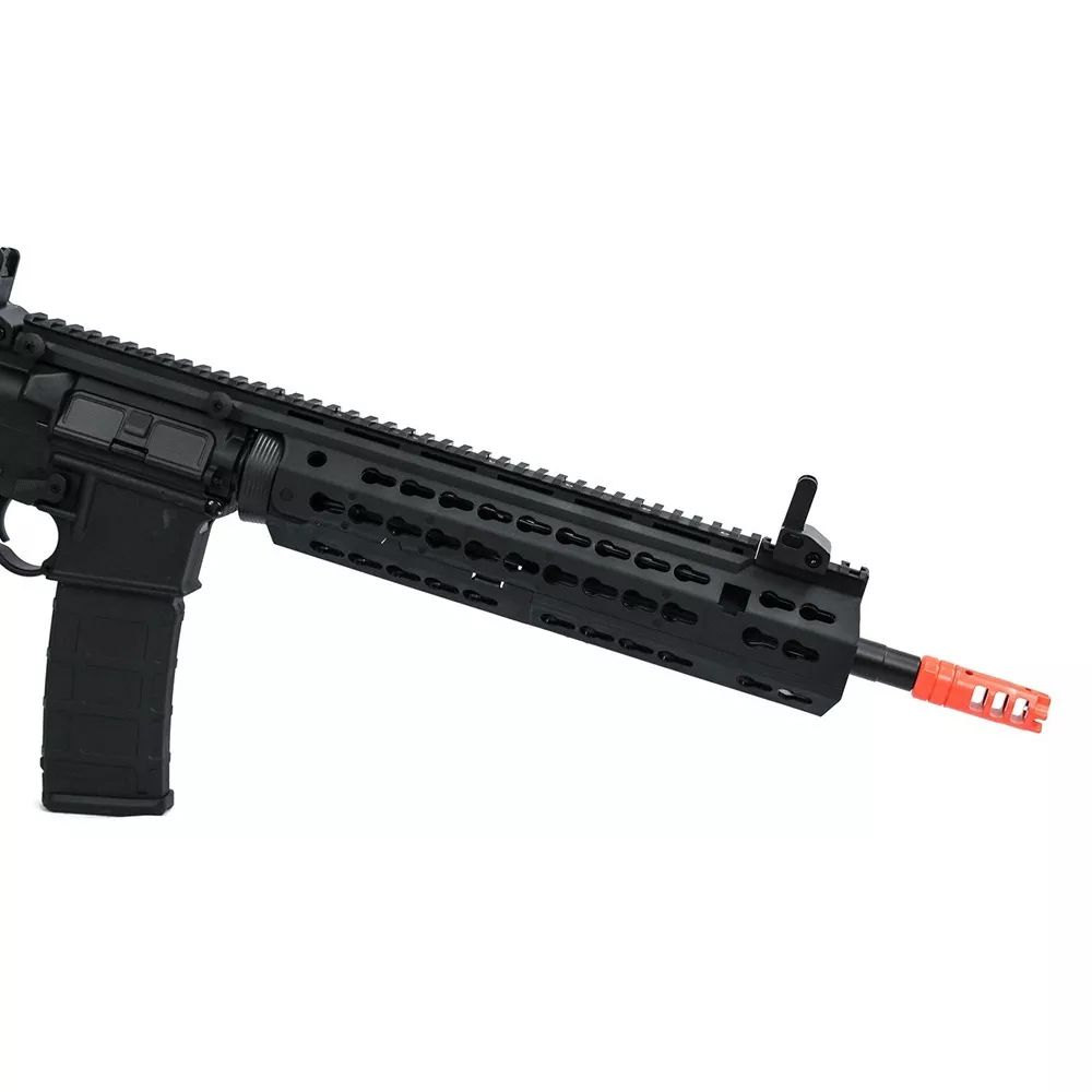 Rifle Airsoft Cyma M4a1 Long Keymod Cm619a Bivolt Cal 6mm