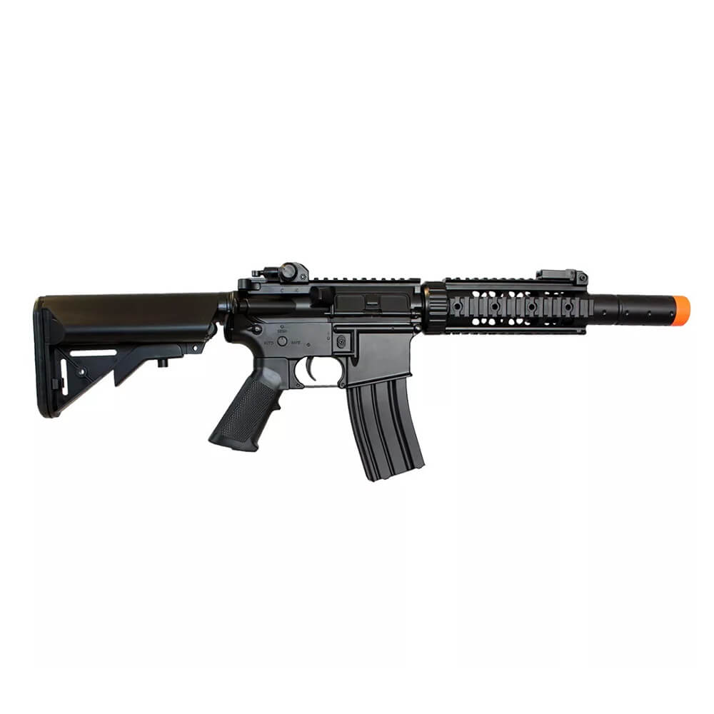 Rifle Airsoft Cyma M4a1 Sd Ris Cm513 Elétrico 6mm