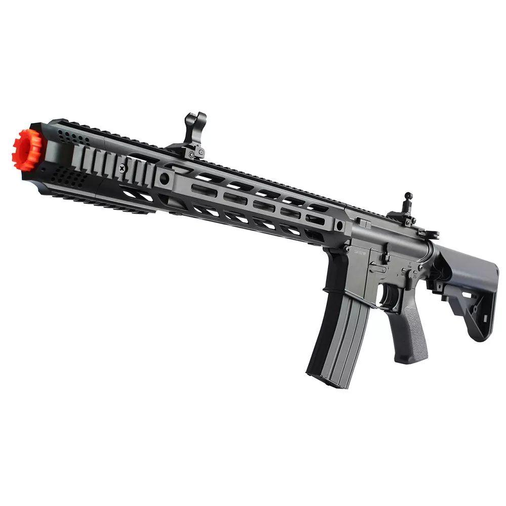 Rifle Airsoft Elétrico Cyma M4a1 Cm518 Black Bivolt 6mm