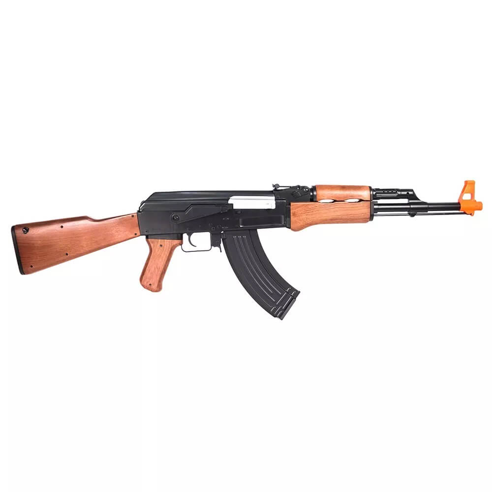 Rifle De Airsoft Aeg Eletrico Ak47 Toy Cm022 Cyma