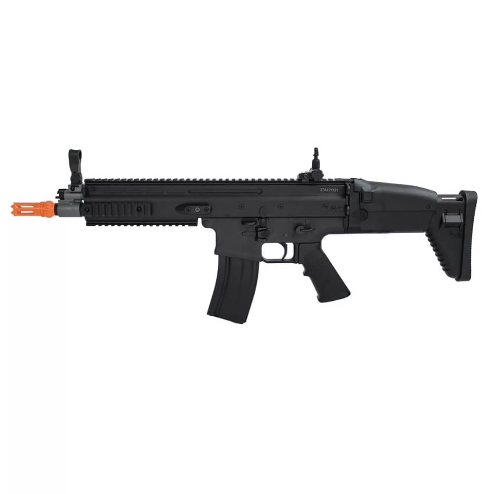 Rifle Fuzil Airsoft Cyma Scar Labs Cm067bk Aeg + Esferas 0,12gr