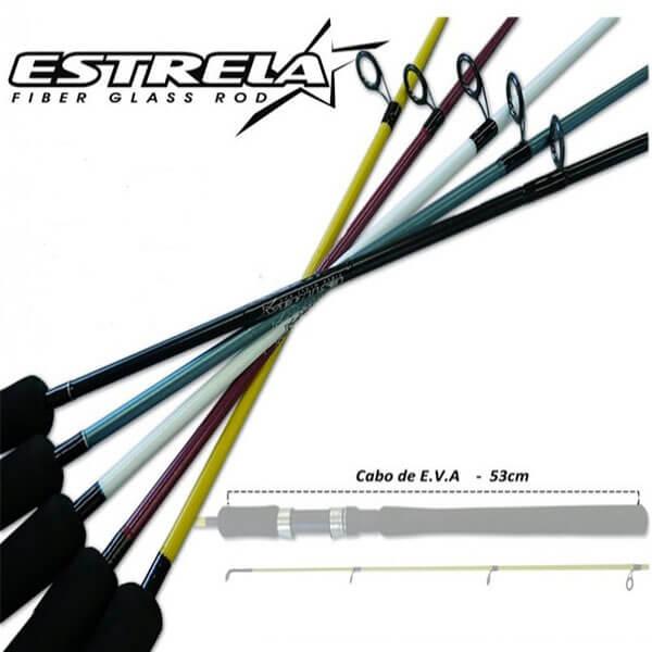 Vara Marine Sports Estrela EJF-C561MH 1,68m Carretilha