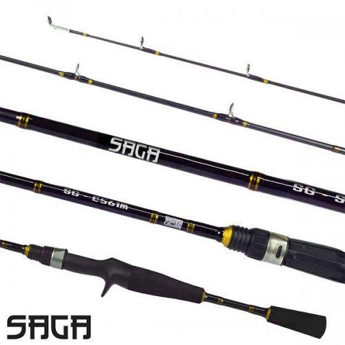 Vara Marine Sports Saga JF SG-C601ML 1,83m 8-17lb