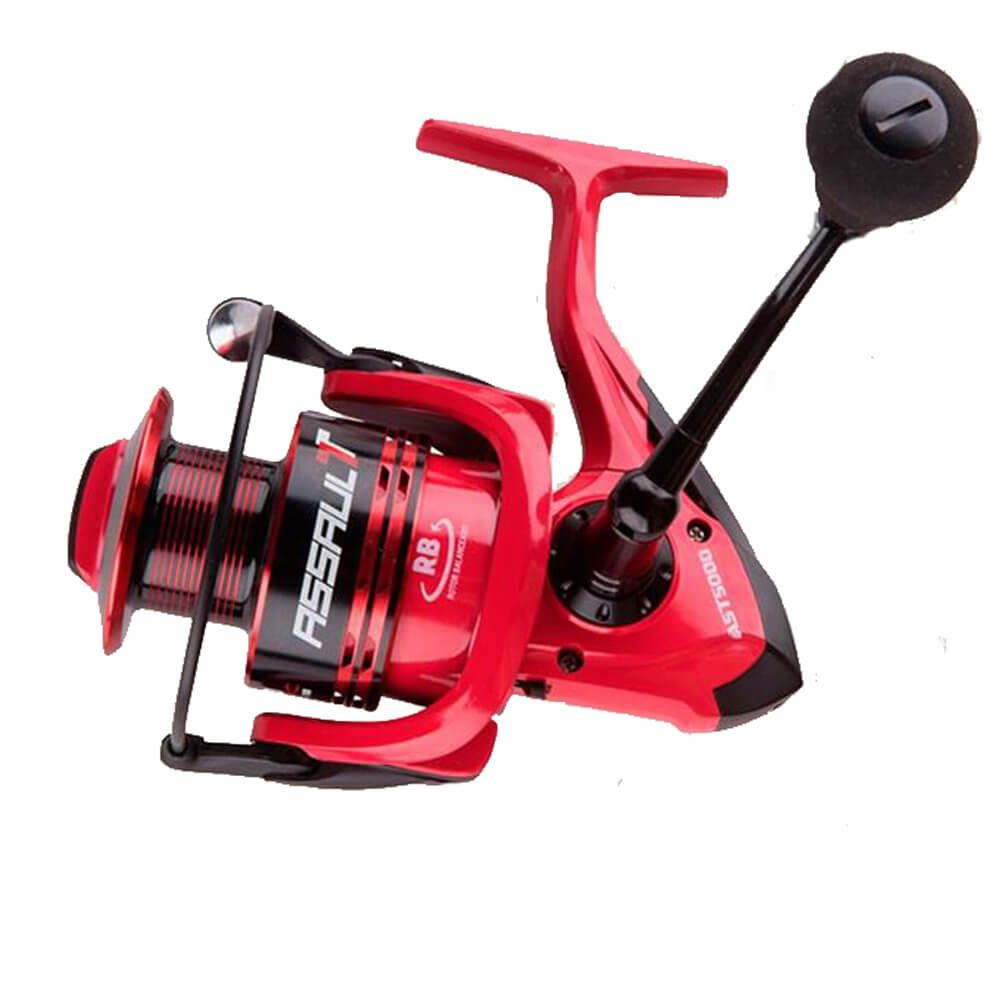 Vara Plusfish Assault 1,83m 10-20lb +  Molinete Assault 3000