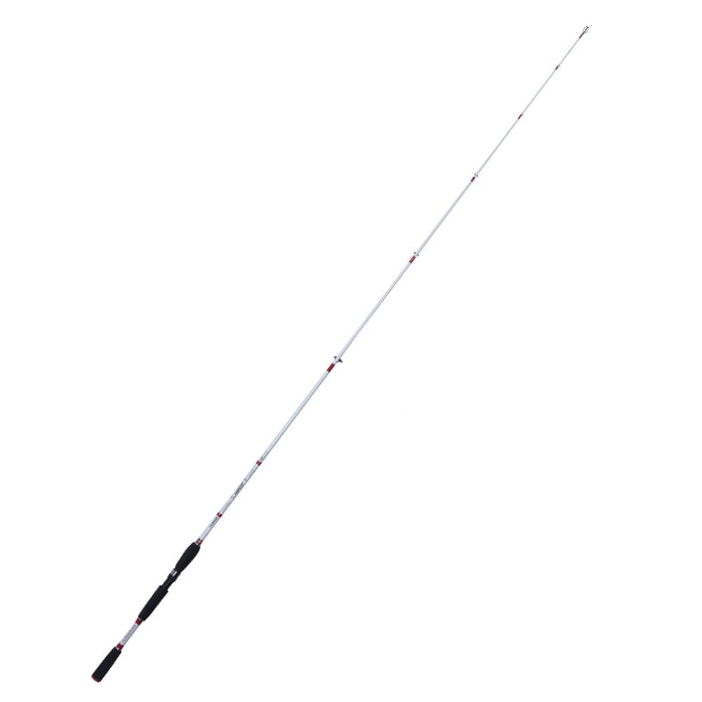 Vara Plusfish Assault 1,83m 8-17lb Molinete + Molinete Plusfish Assault 3000