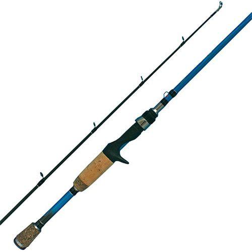 Vara Rapala TS2 Trigger 8-17lb 1,60m 2 Partes Carretilha