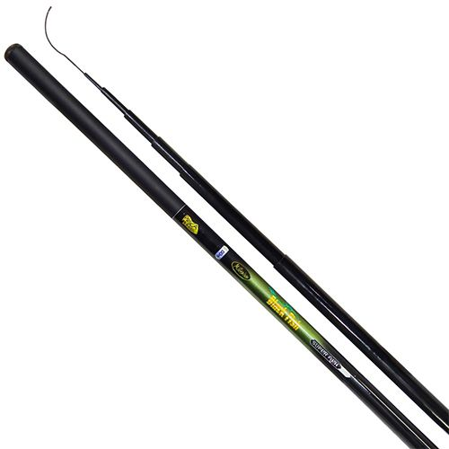 Vara Telescópica Pesca Brasil Black Fish 2,70m
