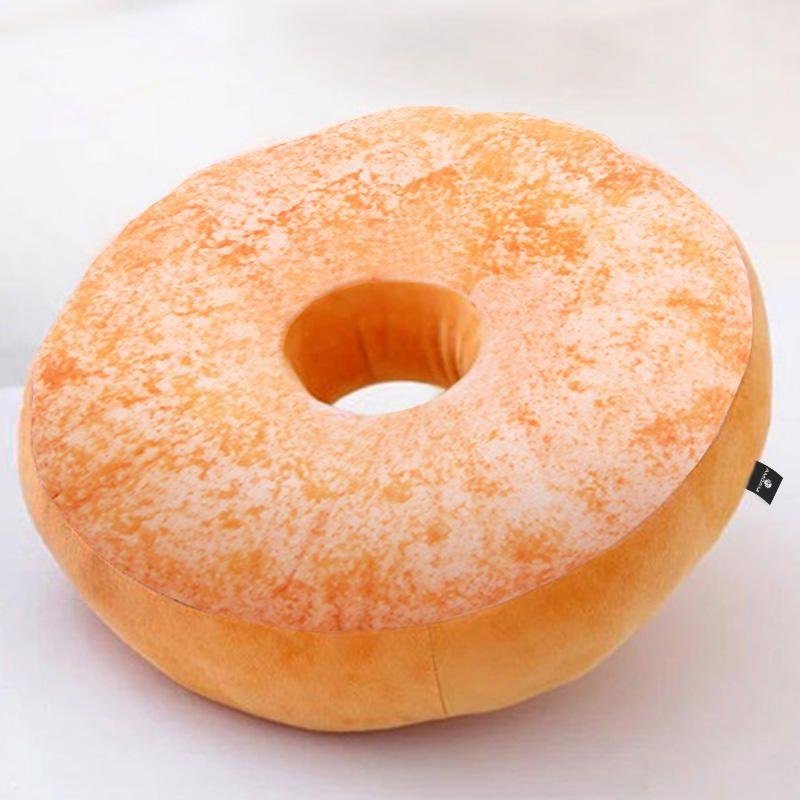 Almofada Decorativa Rosquinha Magma Donut Açucarado