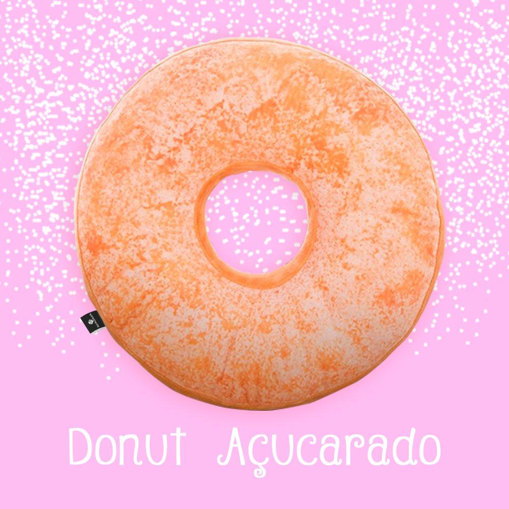 Almofada Decorativa Rosquinha Magma Donut Açucarado  - Magma Br