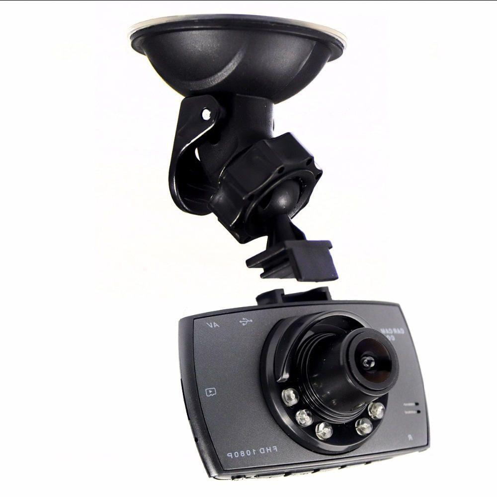 Câmera Veicular DVR Gravação Vídeo Full HD 1008p Carro 16GB  - Magma Br