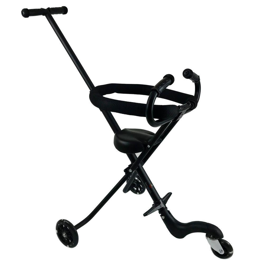 Carrinho Para Bebê Passeio Mini Trike Dobrável