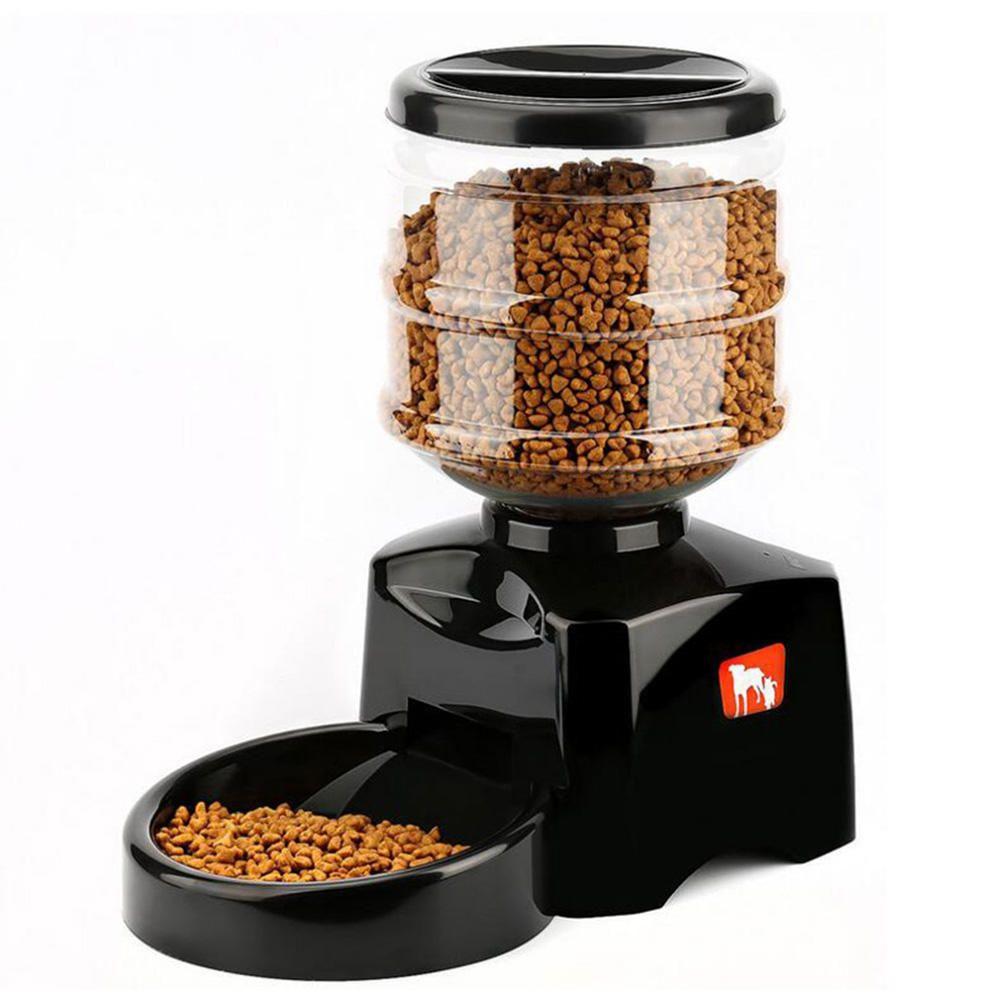 Comedouro Alimentador Automático Programável Pet Cão e Gato
